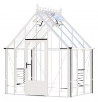 Robinsons Ratcliffe White 8ft x 6ft