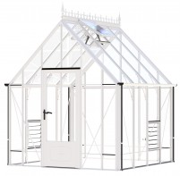 Robinsons Ratcliffe White 8ft x 8ft