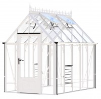 Robinsons Repton white 6ft x 10ft