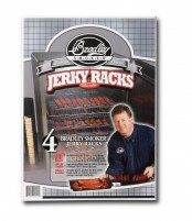Set of 4 extra non stick jerky racks for the Bradley smoker