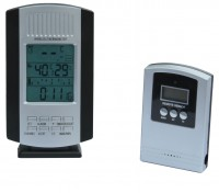 Digital Max/Min weather station with wireless sensor