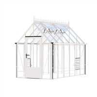 Robinsons Repton White 6ft x 14ft
