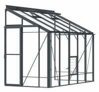Lean-To 5ft4 x 10ft8 Anthracite