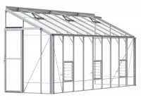 Lean-To 5ft4 x 18ft8 Mill