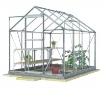 Simplicity Classic 6x8 greenhouse **Starter package**