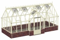 Robinsons Rushby Ivory 9ft x 20ft