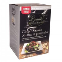 Ginger Sesame Bisquetts (48 Pack)