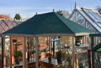 Fitted external shading kit for Alton Evolution 6x6 Octagonal