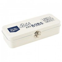 Bits and Bobs Storage Tin - Stone