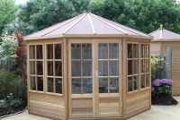 Broadwell 10x10 Summerhouse (Felt Roof)
