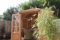 Mickleton 8x9 Summerhouse (Felt Roof)