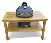 Wild Goose Bamboo table for Kamado 18