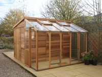 """Workshop and greenhouse 10'10""""x 6'5"""""""