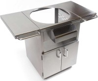 Classic Stainless Steel Grill Table