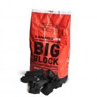 Big Block XL Natural Lump Charcoal 9kg