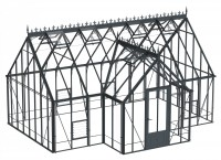 Robinsons Reicliffe Anthracite 15ft x 20ft8