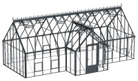 Robinsons Reicliffe Anthracite 15ft x 28ft