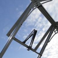 Auto roof vent opener XL