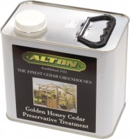 Golden Honey Wood Preservative 5 Litres