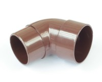 "Angle 112 degree pipe bend Brown for 2"" Downpipe 02-2537"