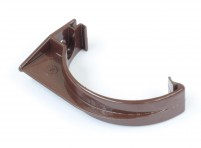 "Brown support bracket for 3"" (76mm) gutter 02-2518"