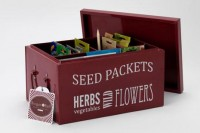 Seed Packets Organiser