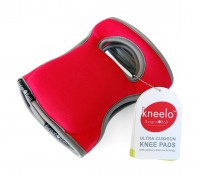 Kneelo ultra cushion knee pads (pair) - Poppy
