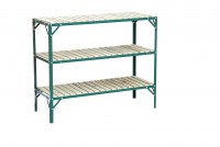 Caverswall GF Three Tier 2ft Wide x 4ft Long