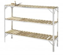Caverswall Three Tier 1ft Wide x 4ft Long