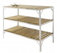 Caverswall Three Tier 2ft Wide x 4ft Long