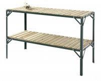 "Caverswall GF Two Tier 18"" Wide x 4ft Long"