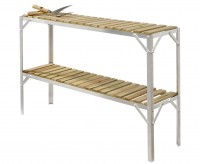 Caverswall Two Tier 1ft Wide x 4ft Long