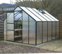 Simplicity Clearance LE Polycarbonate 8x10 Green