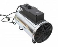 2.8kW Cylindrical stainless steel heater