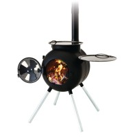 Barbecue and heater