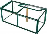 Cold frame 4ftx2ft Green