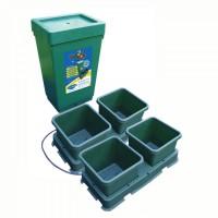 Easy 2 Grow Kit with  4 Pot Kit