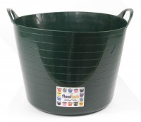 Flexi tub 40 Litre green