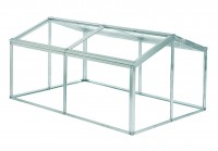 Jumbo Cold frame with Toughened Glass