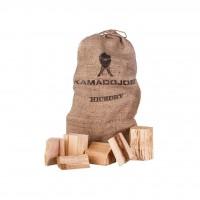 BBQ Smoking Woods Hickory Chunks (4.5 kg)
