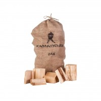 BBQ Smoking Woods Oak Chunks (4.5 kg)