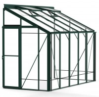 Lean-To 5ft4 x 10ft8 Green