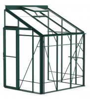 Lean-To 5ft4 x 6ft7 Green