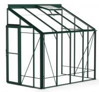 Lean-To 5ft4 x 8ft8 Green