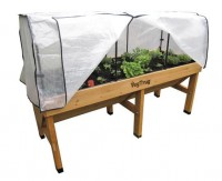 Medium 1.8m Greenhouse Cover and Frame (Veg Trug not included)