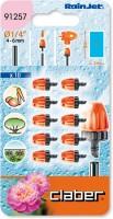 Micro-Sprinkler Strip 91257 Pack of 10 (2 set)