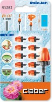 Micro-Sprinkler Strip 91257 Pack of 10