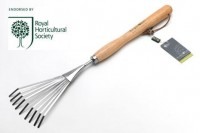 Mid Handled Shrub Rake Plus FREE Composting Sacks