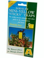 Mini-Yellow 'Sticky' Traps