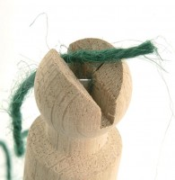 String On A Stick